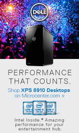 Dell. Performance that counts.