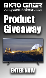 "Enter for a chance to win the LG 65UJ6200 65"" 4K Smart HDTV"