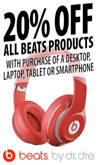 Beats Savings!
