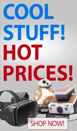 Cool Stuff. Hot Prices!