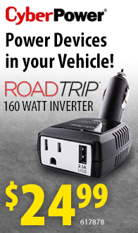 CyberPower RoadTrip 160 Inverter
