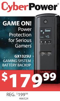 CyberPower GX1325U