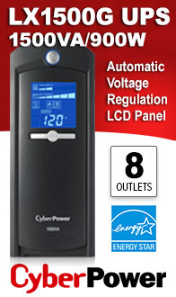 Cyber Power LX1500G