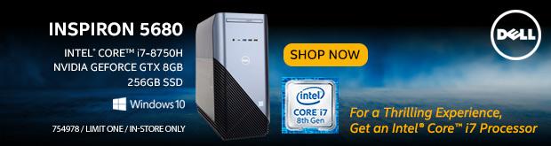 Dell Inspiron 5680 Desktop Computer