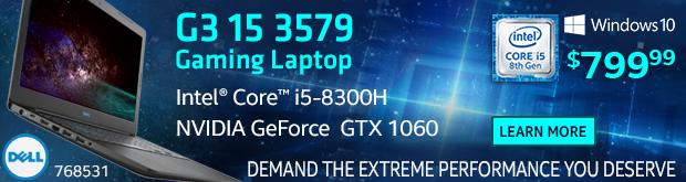 Dell G3 15 3579 15.6
