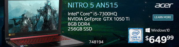 Acer Nitro 5 AN515-51-55WL 15.6