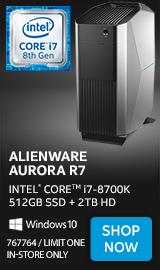 Alienware Aurora R7 Desktop Computer