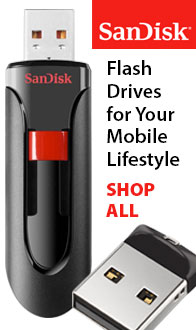 SanDisk USB Flash Drive, SD Cards & MicroSD Cards