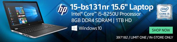 HP 15-bs131nr 15.6