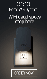 eero. WIFI dead spots stop here!