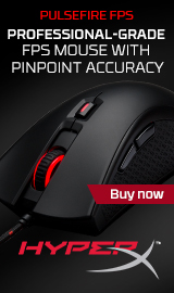 PulseFire FPS. Professional-Grade. FPS Mouse with Pinpoint Accuracy.