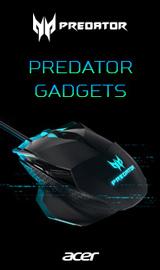 Acer Predator Gadgets