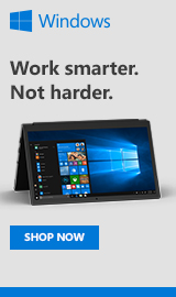 Microsoft Windows. Work Smarter. Not Harder.
