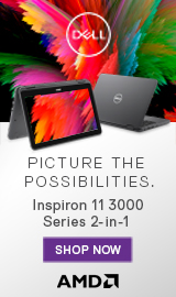 Picture the Possibilities. Inspiron 11 3000 Series 2-in-1