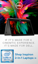 Dell Inspiron 2-in-1 Laptops