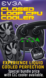 EVGA Closed Loop CPU Cooler