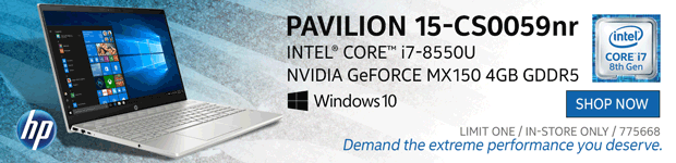 HP Pavilion 15-cs0059nr 15.6