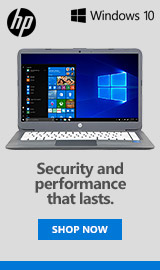Windows 10 S. Security and performance that lasts.