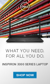 What you need. Forall you do. Dell INSPIRON 3000 Series Laptop