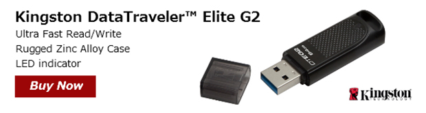 Kingston DataTraveler Elite G2