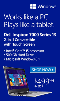 Dell Inspiron 7347 Series 13