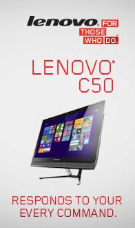 Lenovo C50