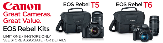 Canon EOS Rebel Kits