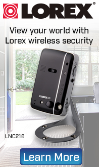 Lorex Wireless Security Surveillance Camera