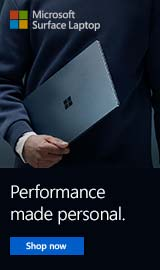 Microsoft Surface Color