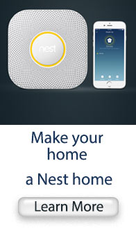 NEST LABS. Make Your Home A Nest Home.