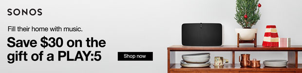 SONOS. Save on all SONOS Speakers