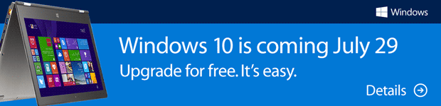Microsoft Windows 10. Buy one. Get