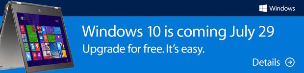 Microsoft Windows 10. Buy one. Get
