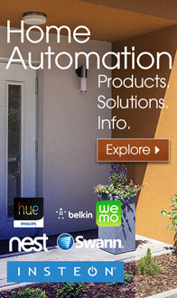 Home Automation: Your Home. At Your Service.
