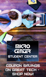 Micro Center Sutdent Coupon Center