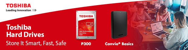 Toshiba. Save Your Best Moments.