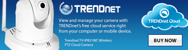 TRENDnet Cloud. PTZ Cloud Camera