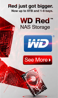 Red just got bigger. WD Red NAS Storage