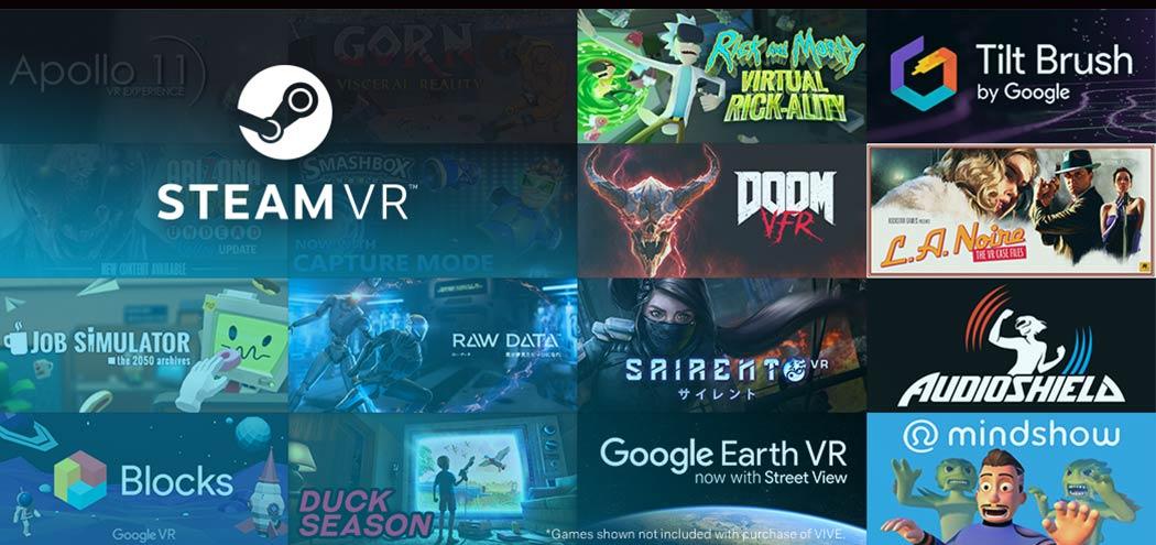 Steam VR banner