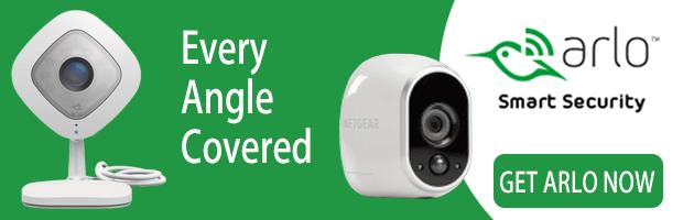 Every Angle Covered - Netgear Arlo - Smart Security