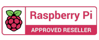Raspberry Pi Authoriazed Reseller Logo
