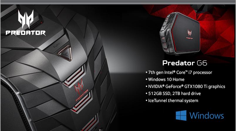 Acer Predator G6 Desktop