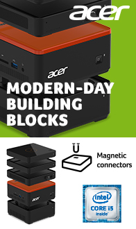 Acer Revo Build M2-601-UR61 Desktop Computer