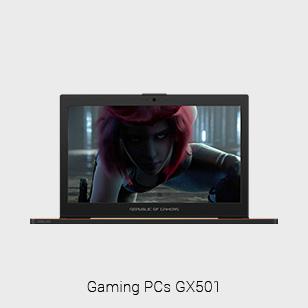 Gaming PCs GX501
