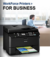 Workforce Printers - For Business