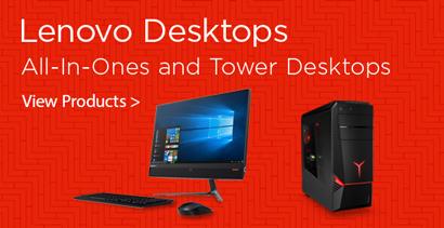 Lenovo Desktops