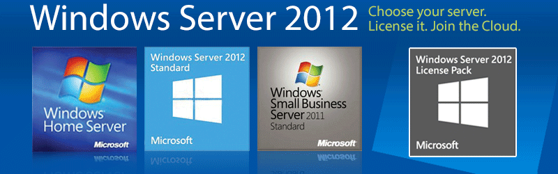 MS Windows Server 2012