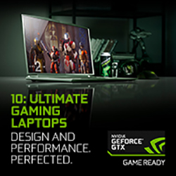 GeForce GTX 10-Series Graphics