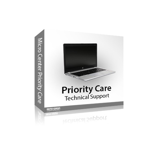 Micro Center Priority Care Plus