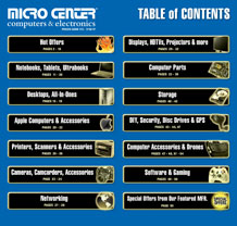 Micro Center - Computers and Electronics - Thousands of products to buy: desktops, laptops, monitors, build your own PC parts, upgrades, digital imaging, printing.